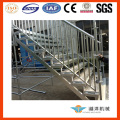 hot-galvanized metal strucutre bleacher scaffolding soccer basketball grandstand for wholesale