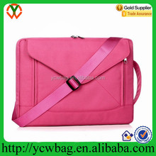 Fashion Durable Nylon Fabric Shoulder Carrying Laptop Computer Bag