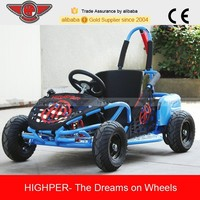 2015 racing electric safe go Kart for cheap sale (GK005)
