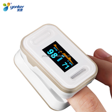 Dual color OLED display CE&FDA SPO2 Pulse Oximeter