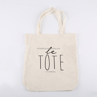 Promotional Shopper Custom canvas tote bag