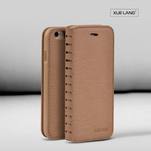 for Apple iPhone leather phone case with magnet closure film for Samsung S8 Plus