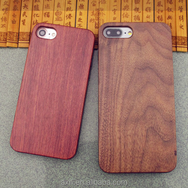 Bamboo Original Wooden Case For iPhone 6 6s Plus 7 7plus Hard Wood Phone Case Cover Cross Cases For iPhone 6 6s 5 5s SE