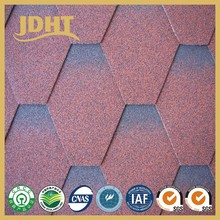 Roof waterproof materials asphalt shingles for philippines