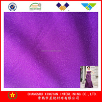 75D*50D Woven Interlining cloth fabric textile wholesale low price
