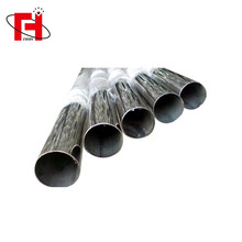 bangladesh 4 inch 304 stainless steel water pipe price per meter