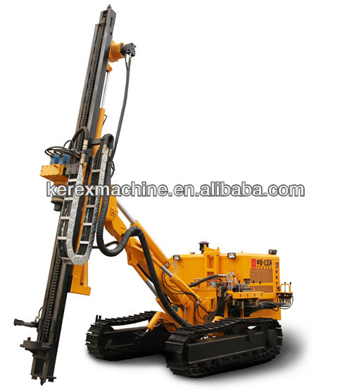 Best seller!Crawler truck mounted water well drilling rig HC590 Kerex China famous manufacturer