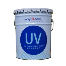 Super Hardness UV Cured paint varnish for Tile Ceramic Protection