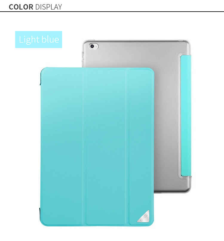 EXCO Customized Protective Back PU Leather Tablet Cover For Apple iPad Mini 4