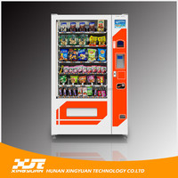 XY Brand beverage /snack/food/drink /coffee automatic vending machine