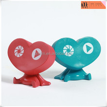 heart shape big head figure toys collection figurine,custom design new toys figurine decoration,OEM figurine toys China factory