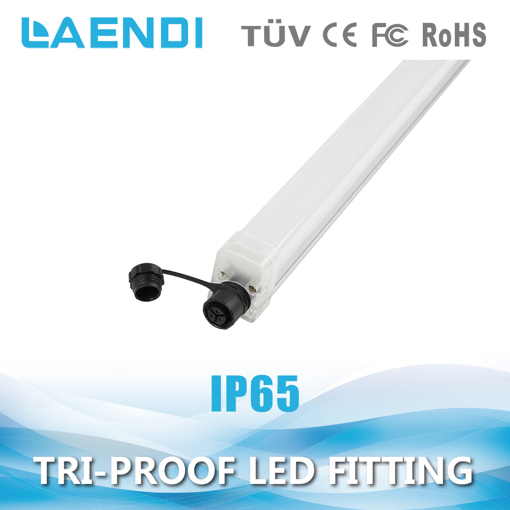 Waterproof led tube light smd2835 25w 1500mm t8 fluorescent light ip65