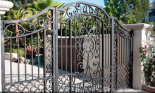 front door iron single gate iron gates models antique wrought iron driveway gate