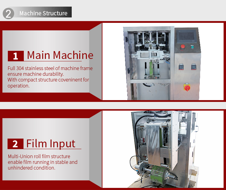 Automatic shisha tobacco packaging machine China supplier own factory