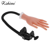 Artificial Hand For Manicure WithThe Clip