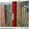 Anping yunda Peach Post Curved Fence/welded curved fence/wire mesh fence ( Factory Manufacturer )