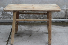 Wholesale recycle wood restaurant furniture