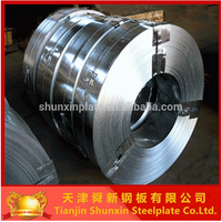 zinc-coated steel strand/Galvanized Steel Strip raw material,galvanized steel strip