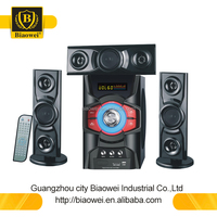new design 50Watt home theater 3.1 speaker subwoofers