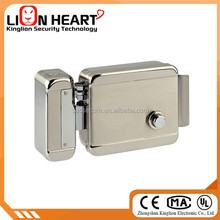 Security Electric rim lock secure lock boxes