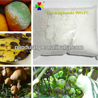 Control vegetable and fruit fungus 99%TC 60%WP Thiabendazole fungicide