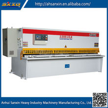 Don't waste time! it's here! QC12Y-16x4000 hydraulic shearing machine price