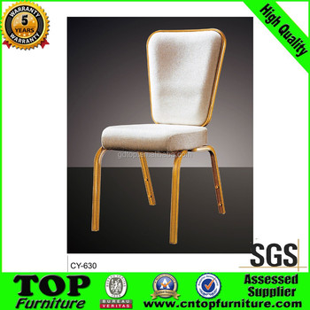 Modern Painting metal frame comfortable rocking chair