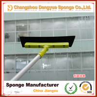 colorful EVA foamed floor squeegee water remover used for cleaning floor