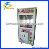 2014 hot sale coin operated arcade claw machine for kids made in China