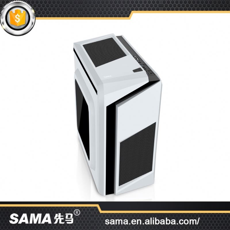 SAMA Modern Style Factory Direct Price Super Led Secc Sgcc Micro Atx Computer Housing