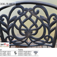 Cast Aluminum Rust Resistant Patio Furniture