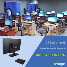 Vnopn Thin Client for ICT deployment Nigeria Low cost computer ternimal