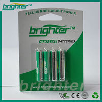 Alkaline Battery - High Performance Power AAA / LR03 1.5V Dry