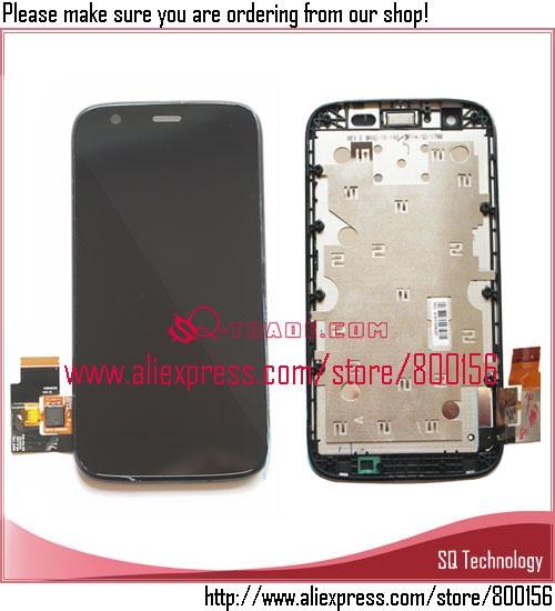 <strong>100</strong>% Working Well LCD Assembly for Motorola for Moto <strong>G</strong> XT1032 + Touch Screen Digitizer, For Moto <strong>G</strong> LCD Screen