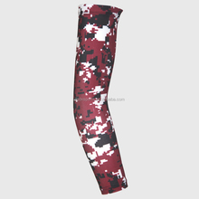 Baseball basketball shooting sleeve compression custom arm sleeve