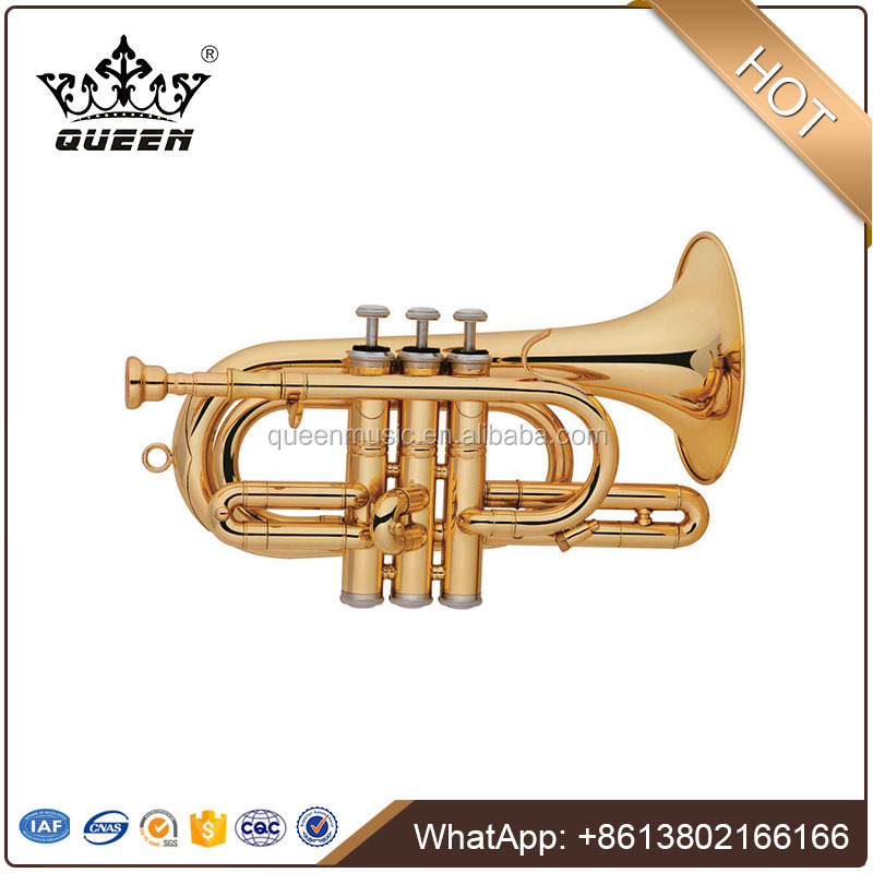 Professional High Grade Cornet/ Cornet/ Brass instrument/