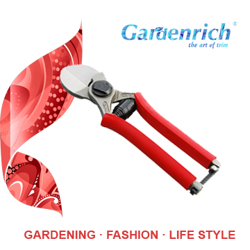 RG1101 Gardenrich common use garden fruit shear manufacture of garden tools bonsai scissors