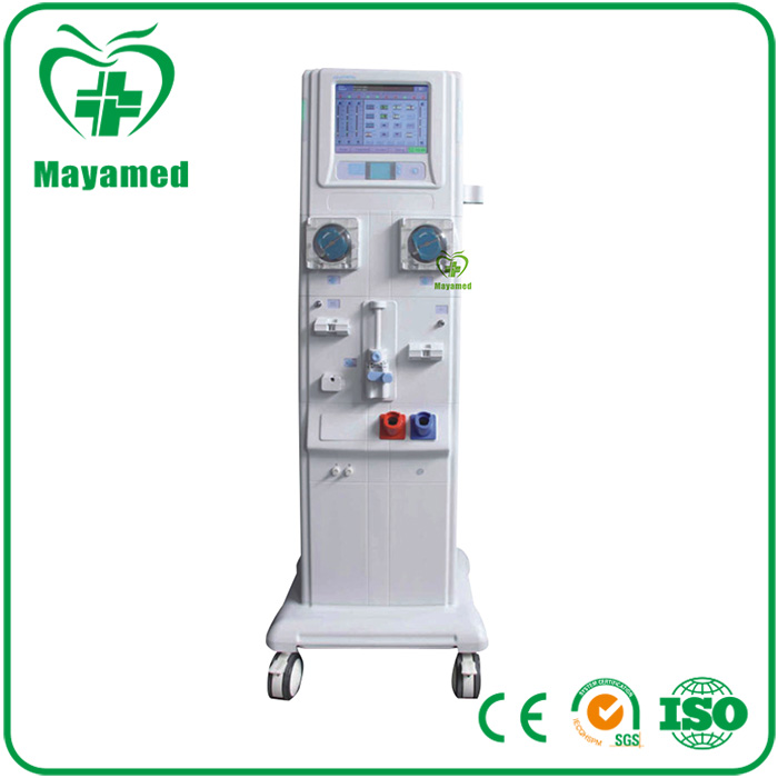 Competitive price Medical Double circles LCD touch screen kidney dialysis machine for sale