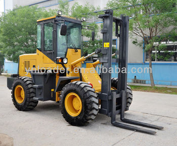 YN625 2.5 Tons Electric Off- road Forklift