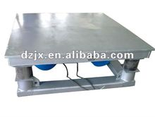 ZDP Series Vibrating Table Design for Concreting