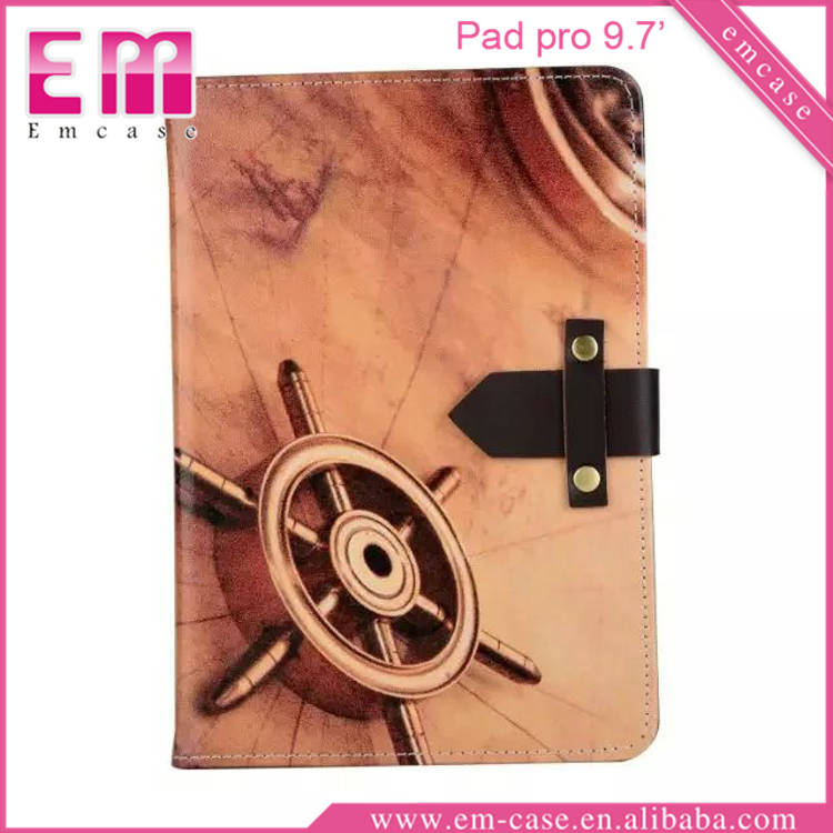 9.7inch Retro Tablet Leather Case For iPad Pro Wallet Tab Flip PU Cases