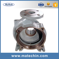 Newest OEM Cast Iron Die Casting Water Valve Cover
