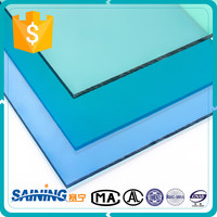 New Building Material UV Coating Light Diffuser Sheet Plastic