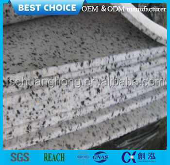 chuanghong special high quality rebonded foam