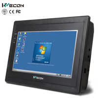 7 inch wince touch screen panel with case support custom development