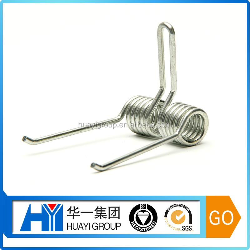 Custom Stainless Steel Spring Double Torsion Steel Spring