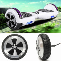 high quality electric Scooter wheel spare parts electric skateboard motor kit with 350W