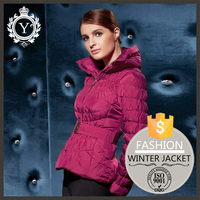 COUTUDI international shopping online women winter comfy down jacket/ fold up jacket