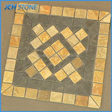 Fashion square top quality mosaic table patterns