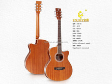 40'acoustic Folk guitar ,sapele panel guitar ,Flattop Guiar,E40-SS